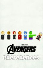 Avengers Preferences by infiniteefandoms