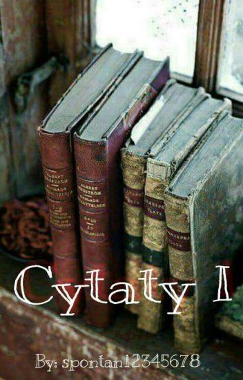 CYTATY I MOTTA