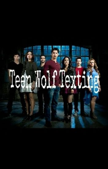 Teen Wolf Texting (Whatsapp)