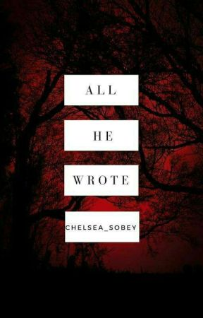 All He Wrote // Phan AU by Chelsea_Sobey