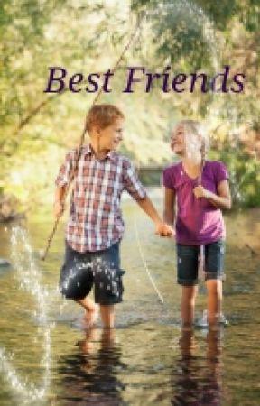 Best Friends (One Shot) by janxjanz