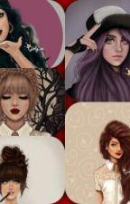 خمس بنات في ثانوية عيال  by user99375671