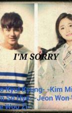 I'm Sorry (I.O.I & Seventeen FF) by chanmilee_pp