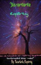 Yazarlarla Röportaj by yazarlarla_roportaj