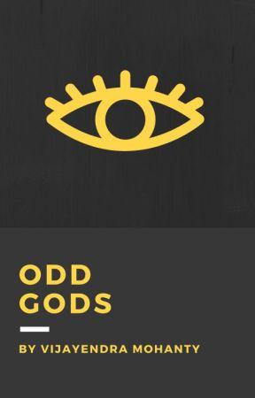 Odd Gods by vmohanty