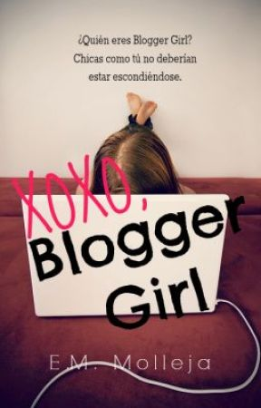 XOXO, Blogger Girl © by EMMolleja