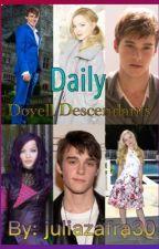 Daily Dovell/Descendants  by purple_vampire2003