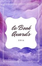 Le Book Awards [CLOSED]  by lebookawards