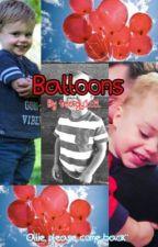 Balloons (a Jackson Mecham fanfic) by teagy101