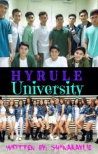 HYRULE University (Hashtags and Girltrends United) by ShiinaKaylie