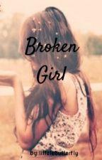 Broken Girl by littelebutterfly