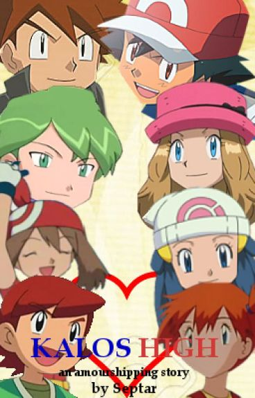 Kalos High - An Amourshipping Story