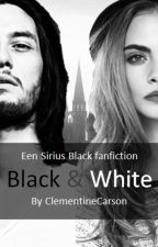 Sirius Black ~ Black and White by ClementineCarson