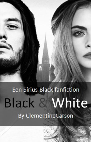 Sirius Black ~ Black and White