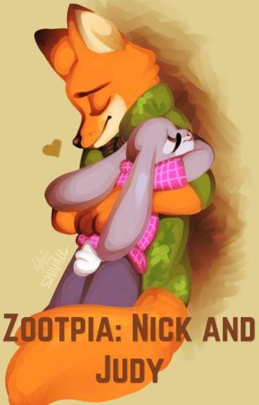 Zootopia: Nick & Judy ❤️Fanfiction PL