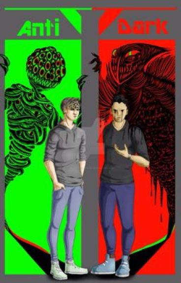 The Unwanted Guests (Antisepticeye X Darkiplier X Reader) [ON HOLD]