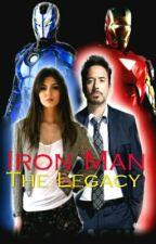 Homem De Ferro O Legado by Mary5199