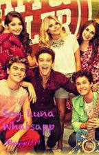 Soy Luna Whatsapp by yop1111