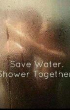 Shower Together. (Andreas Leontas)  by marianthipel16