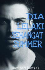 Dia Lelaki Sehangat Summer by carl_dani