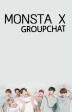 Monsta X Chatroom by Natkhyss