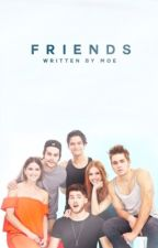 Friends [Teen Wolf Style] by silverfinger-