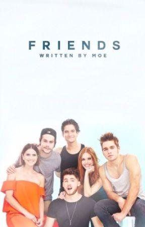 Friends [Teen Wolf Style] by silverfinger-