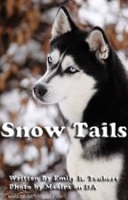 Snow Tails by CatRoyal1998