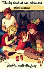 The Big book of One Shots and short Stories (HTTYD & RoTG) by Plasmatooth_fury