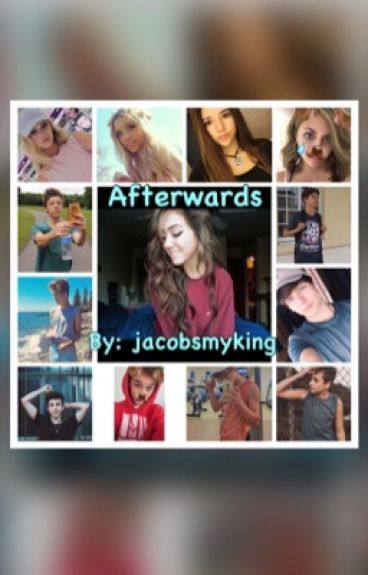 Afterwards Sequel To Bullied By Weston Koury And Mario Selman.