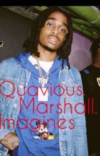 Quavious Marshall Imagines.  by fam0usstee