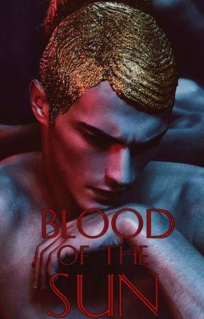 Blood of the Sun by Zollaaa