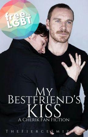 My Bestfriend's Kiss • Cherik + McFassy + FassAvoy AU • The Marvel LGBT by TheFierceSmizer