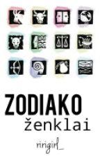 Zodiako ženklai by ririgirl_