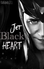 Jet Black Heart by Karamel211