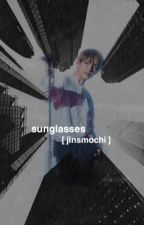 sunglasses ➵ kim taehyung by jinsmochi