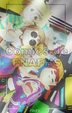 Comics De FNAFHS by DragneelNashi1304