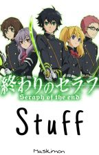 • Owari no Seraph Stuff • [GER] by Maskimon