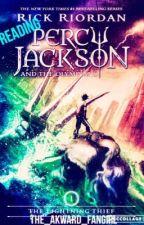 Reading PJO: The Lightning Thief by the_akward_fangirl