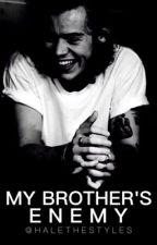 my brother's enemy • harry styles by halethestyles