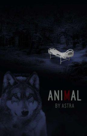 Animal  (#Wattys2017) by Astrx-