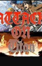 ATTACK ON TITAN  by my_nagioia