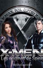 X-MEN : Les origines de Spirit by MylinaHollanders