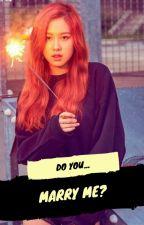 Marry Me? 《Min Yoongi》 by Apenasumameninafeliz