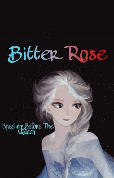 Kneeling before the Queen (Elsa x Fem! Vampire Reader)