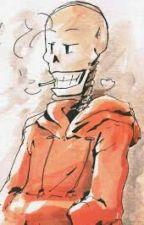 I Like Orange (Underswap Papyrus X Reader) Lemon by Sanzathewriter