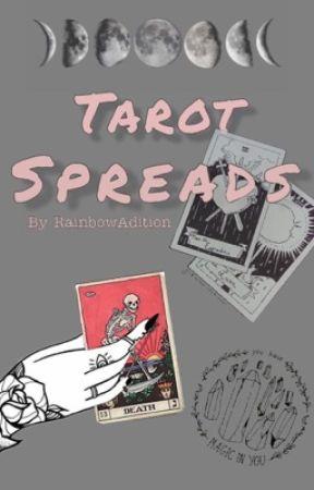 Tarot Spreads - 12 - Full moon Tarot spread - Wattpad