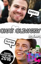 Chat ♥ Olivarry by -flowerboy-