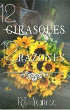 12 girasoles, 12 razones.  by ReimarEstefany