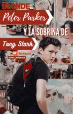 Peter Parker Y La Sobrina De Tony Stark  by DennisMendesHolland